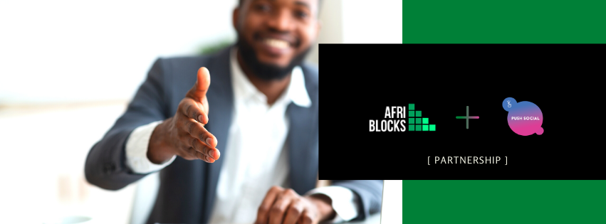 AfriBlocks partners with Push Consulting & Marketing (USA)