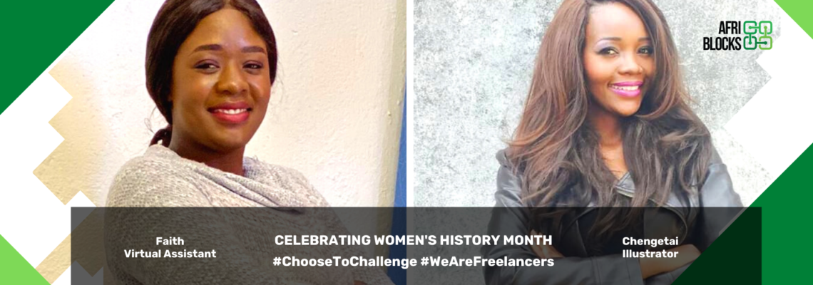 Changing the narrative; How these two women have embraced freelancing