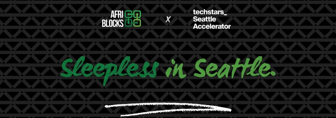 Excitement as AfriBlocks graduates from TechStars Seattle and makes history