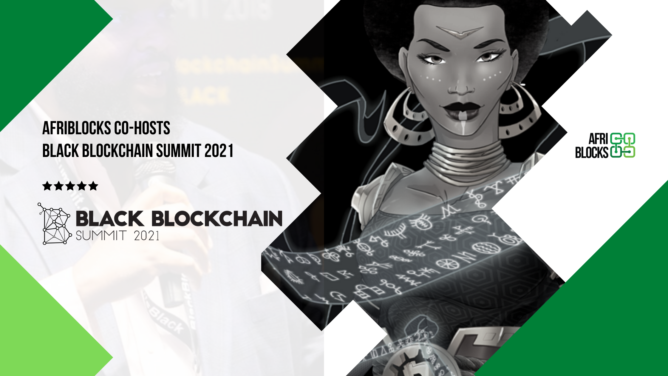 The Black Blockchain Summit 2021, Co-hosted by AfriBlocks