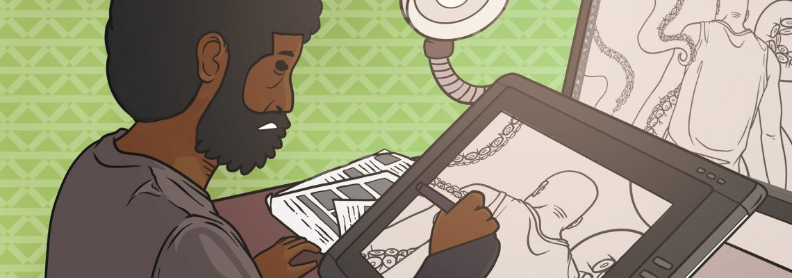 Building Your Graphic Design Career on AfriBlocks
